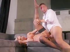 Crazy amateur dp, straight porn clip