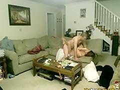 Amazing homemade Hidden Cams, Couple porn video