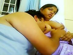 Indian Couple Anu & Ravi