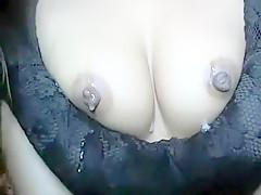 Dark Skin Desi Babe Boobs