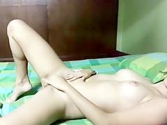 Juicy indian Girl Masturbating