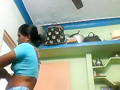 Filming Wife Sister Changing