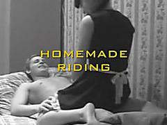 Homemade riding compilation 1