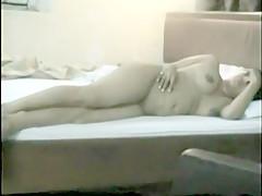 Desi Wife Lying Naked