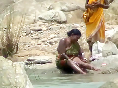 Bihari Amateur At River