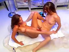 Exotic amateur Big Tits, Masturbation porn movie