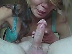 Native America mature I'd like to fuck amazing deepthroat oral pleasure (no audio)