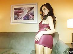 Big Tits Yuri Luv Playing With Vibrator