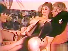 Amazing amateur vintage, big dick adult movie