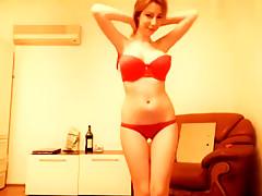 Fabulous homemade big tits, straight porn video
