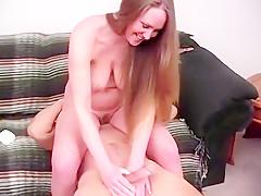 Hottest amateur mature, big tits porn scene