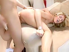 Fabulous amateur straight, hardcore sex movie