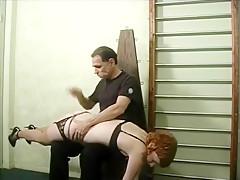 Best amateur redhead, bondage sex scene