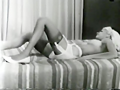 Amazing homemade straight, vintage sex video