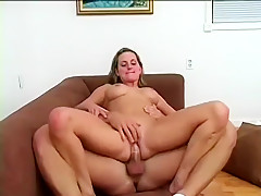 Incredible homemade straight, cunnilingus adult clip