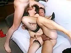 Amazing amateur hardcore, vintage adult scene
