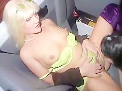 Amazing amateur european, straight porn scene