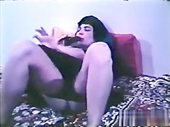 Amazing amateur vintage, straight xxx clip