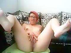 Crazy homemade Anal, Solo sex clip