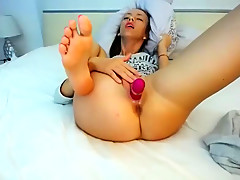 Incredible amateur Orgasm, Toys sex video