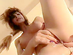 Hottest homemade Fingering, Masturbation sex scene