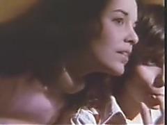 Retro Vintage XXX Aged Movie Slutty Hardcore Foursome Sex