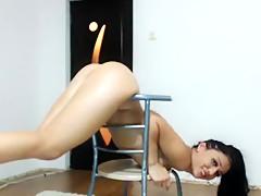 Crazy amateur Amateur, Softcore porn clip