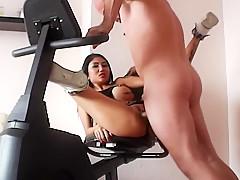 Kim-XXX - Fickness Training!