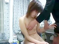 Crazy amateur Small Tits porn movie