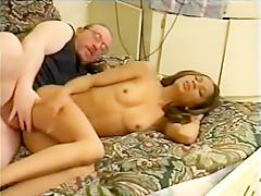Hottest amateur Young/Old, Brunette xxx movie