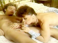 Fabulous amateur Brunette, Mature porn clip