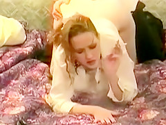 Crazy homemade Fetish sex scene