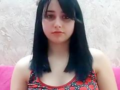 Incredible amateur Webcam, Strip sex scene