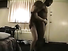 Blond wife with dark paramour - Dilettante Interracial Homemade