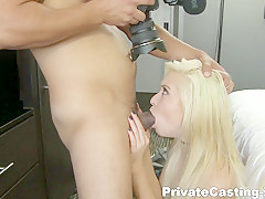 Private Casting X - Kaylee Haze - Cash-hungry nubile gets fucked