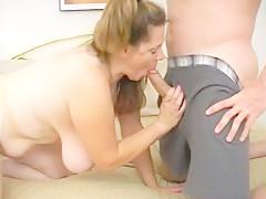 Mature cougar huge tits hardcore