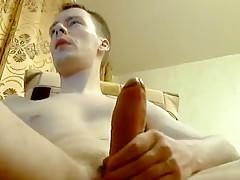 Exotic homemade gay movie with Cumshot, Masturbation scenes