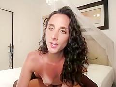 Cum Slut Talks Dirty To Get Your Facial (HD)