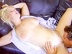 Blonde Wife Mrs L Starr Ass Fucked In Threesome