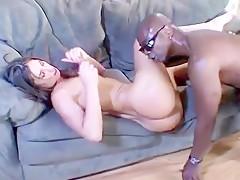 Sexy Naomi Interracial Anal Fuck