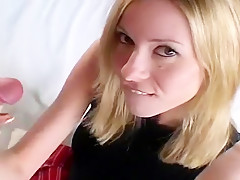 Pretty Alexis Taylor Whacks Off Prick