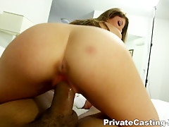 Private Casting X - Dillion Carter - Fucking a goddess