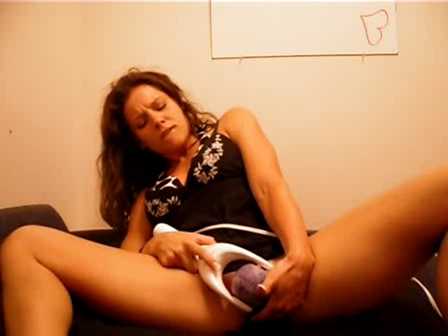 Black amateur masturbation