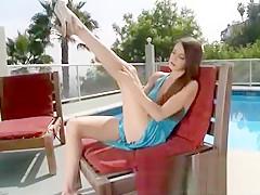 Rilee Marks (Anessa) novinha magra muito gostosa