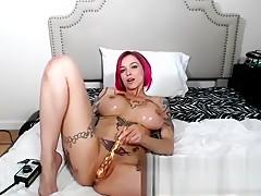 babe iammonique flashing boobs on live webcam