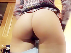 Hot Latina Close up Webcam Sex Show