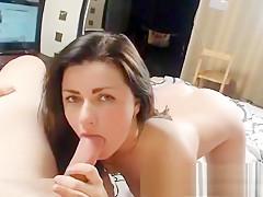 Sexy ebony babe anal fucked doggystyle