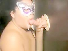 Amateur mature BBW cam show