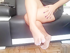 Foot Fetish Teen
