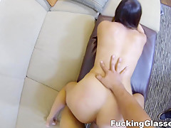 Fucking Glasses - Natalie - Let me help you by fucking you
